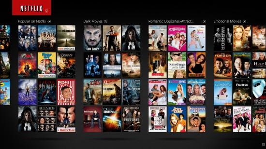 Netflix expandiu seu serviço de streaming de 130 países , mas nem todos os países têm acesso ao mesmo conteúdo