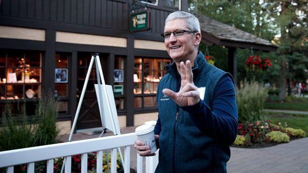 Os investidores estão se perguntando se Tim Cook pode lançar um novo produto que irá rivalizar com o sucesso do iPhone